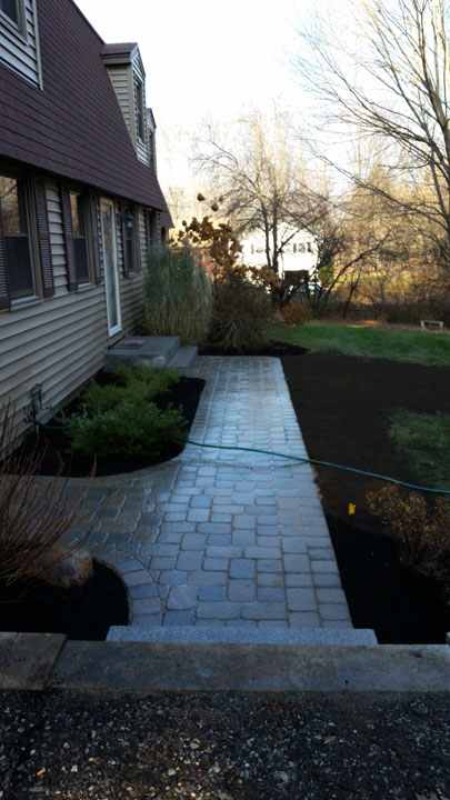 Walkways — E scapes Corp  – Landscape Contractors / Designers