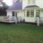 Patio - Pepperell, MA - Before - 03