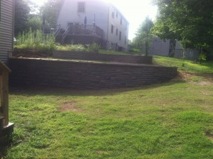 Wall - Pepperell, MA - After - 03